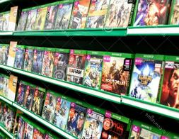 Nice Pre-Owned XBOX ONE Games Collection Quick + Free S/H