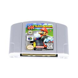 for Nintendo 64 N64 Mario Kart 64 Video Game Cartridge US Ve
