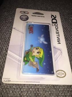 Nintendo DS Lite zelda Phantom Hourglass System Wrap