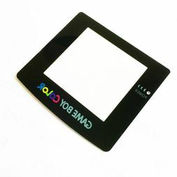 Nintendo Game Boy Color GBC Real GLASS Replacement Screen Le