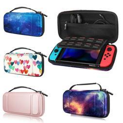 For Nintendo Switch Carry Case Portable Travel Bag Hard Shel