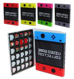 Nintendo Switch Cartridge Case, Holds 30 Video Games - Conso