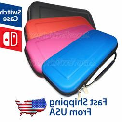 Nintendo Switch case with Carrying Handle and 10 game slots,