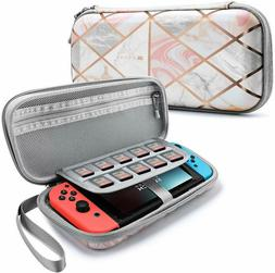 For Nintendo Switch Console, Mumba Slim Travel Carrying Case