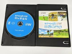NINTENDO WII GAME - WII SPORTS - DISC ONLY - TESTED WORKING