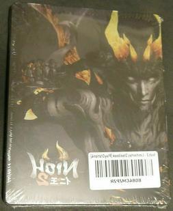 Nioh 2 Special Edition STEELBOOK playstation 4 PS4  EU IMPOR