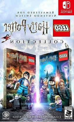 NINTENDO SWITCH NSW VIDEO GAME LEGO HARRY POTTER COLLECTION