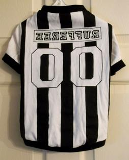 nwt-Dog Clothing Rufferee 00-Small-NFL Football Game-Superbo