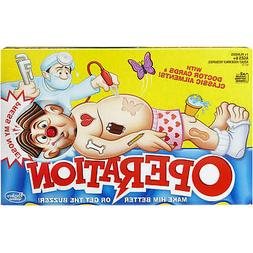 Operation Classic Board Game Hasbro Family Favorite Gaming,