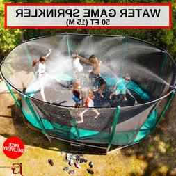 Outdoor Water Game Sprinkler For Kids Fun For Summer Safe &