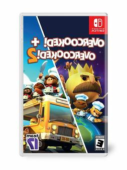 Overcooked 1 Special Edition + Overcooked 2 Nintendo Switch