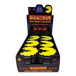 Pac-Man Video Game Bonus Cherry Sours Candy Shaped Embossed