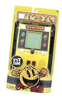 Pac-Man Mini Arcade Game Pacman Machine Handheld Nostalgia F