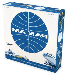 Funko Pan Am Strategy Board Game - New 2020!