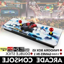 Pandora Box 6s 1500 in 1 Retro Video Games Double Stick Arca