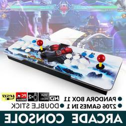 Pandora Box 11S 2706 Games in 1 Retro Video Games Double Sti