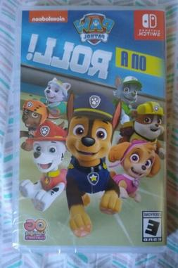PAW Patrol on a Roll  - kids childrens Game Nickelodeon E