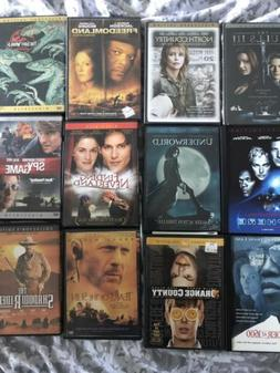 Pick your favorite Movies/TV Shows lot sale $1.00 each!!