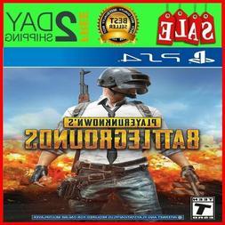 Playerunknown's Battlegrounds PS4 PlayStation 4 BRAND NEW  P