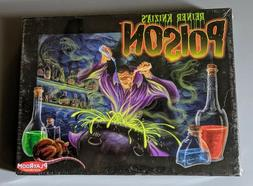 Poison by Play Room Entertainment, Family card game for 3 to