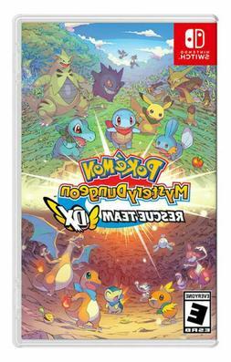 Pokemon Mystery Dungeon rescue Team DX -- NINTENDO SWITCH KI