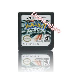 Pokemon: Platinum Version  Game Complete *Factory Sealed*