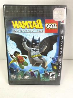 PS3 LEGO Batman: The Video game""