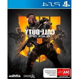 PS4 Call of Duty Black Ops 4 Playstation 4 PS4 - Brand New -