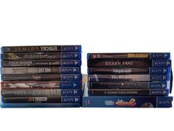 PS4 GAMES - WIDE SELECTION - PRE-OWNED IN EXCELLENT CONDITIO