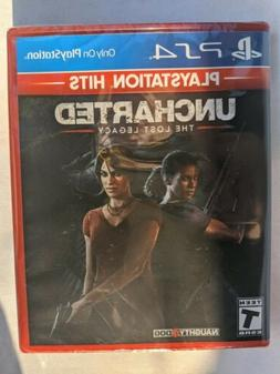 PS4 PlayStation 4 UNCHARTED The lost legacy sealed free ship