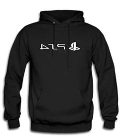 PS4 Playstation Gaming Men's Hoodie Pullover Adult Sizes, Ga