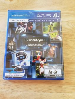 PS4 - Playstation VR Demo Disc 3  - 9 Demo Games for Headset