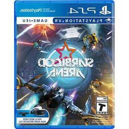 PSVR PLAYSTATION 4 VR STARBLOOD ARENA BRAND NEW VIDEO GAME