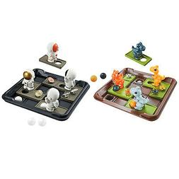 Puzzle Sliding Develop Brain Game Match Toys for 4-6 Years O