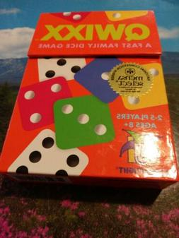 Qwixx Fast Family Dice Game..BRAND NEW