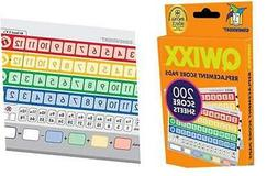 Qwixx, Replacement Score Cards Action Game 1 Pack