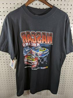 Nascar Racing Everything Else Is Just A Game Black Shirt L C