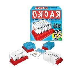 Rack-O Card Game Classic Rack Em Score Card Family Fun New S