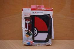 RDS Industries Nintendo 3DS Game Traveler Essentials Pack Bl