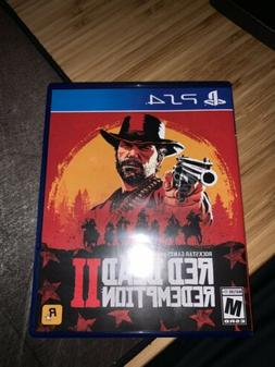 Red Dead Redemption 2  - W/ Map, Excellent Condition