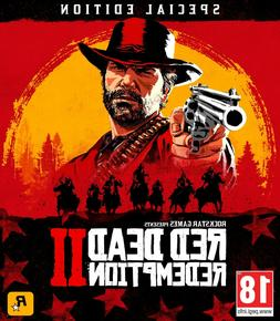 RED DEAD REDEMPTION 2 SPECIAL EDITION PC - STEAM - OFFLINE A