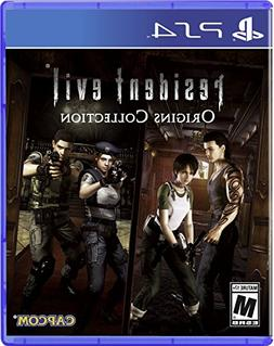 Resident Evil Origins Collection - PlayStation 4 Standard Ed