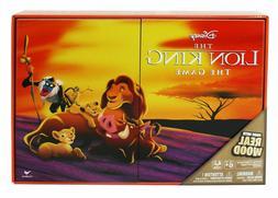 Retro '90s Disney Lion King Board Game - Deluxe Wooden Editi