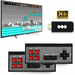 Retro Mini HDMI 4K TV Game Stick Console 568 Built-in Games
