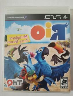 Rio Playstation 3 Multiplayer Party Game