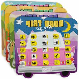 Road Trip Bingo Travelling Board Game for Families and Kids