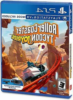 Roller Coaster Tycoon: Joyride, AtGames, PlayStation PS4 & P