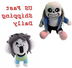 Sans Undertale Plush Temmie the Dog Xmas Toy Gifts Fast Deli