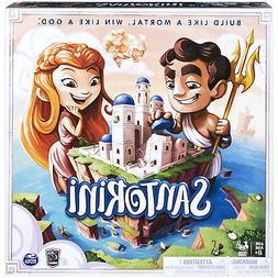 Spin Master Games Santorini Strategy Based Board Game for Ki