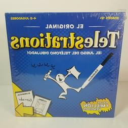 Sealed! El Original Telestrations in Spanish:4-8 Player Game